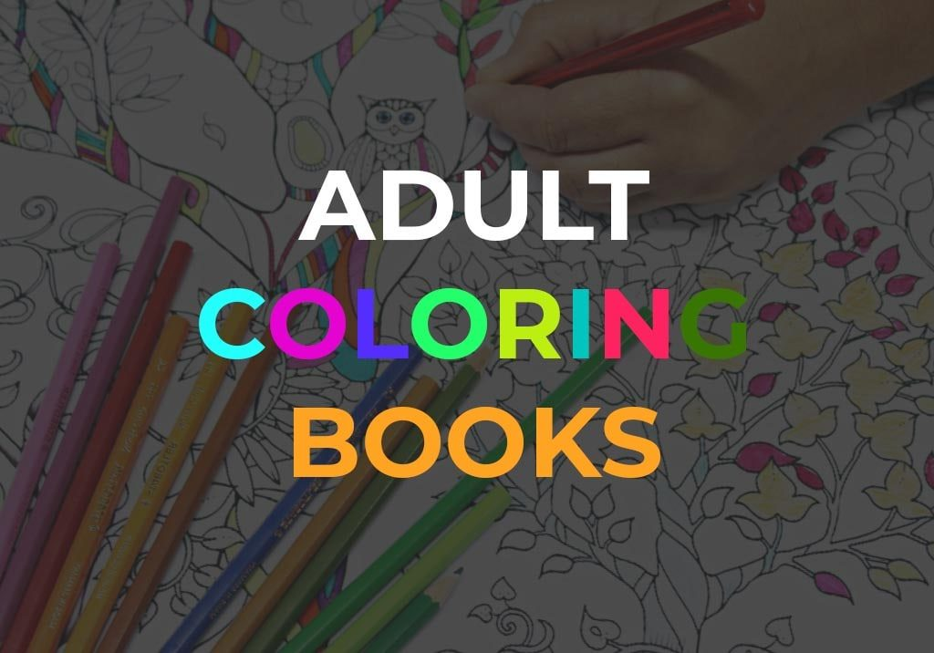 Best Adult Colouring Books You Can Buy Online
